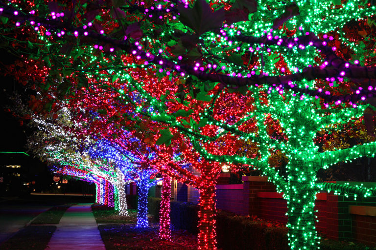 Christmas In Indianapolis.The Best Indianapolis Christmas Light Displays Hoagland Group